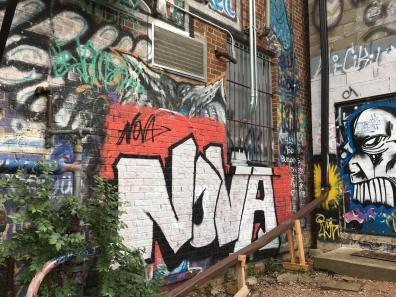Art Alley in Rapid City, SD