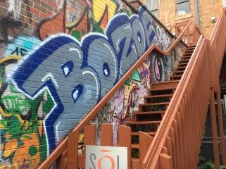 Art Alley in Rapid Ci