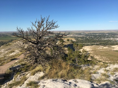Scotts Bluff - North Overlook