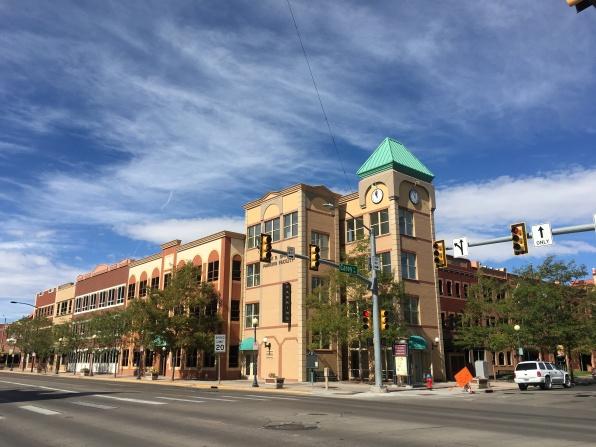 downtown Cheyenne