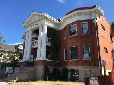 Cheyenne houses