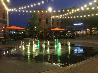 square in Fort Collins