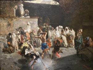 Arab Fantasia, 1867 by Mariano José Maria Bernardo Fortuny y Carbó