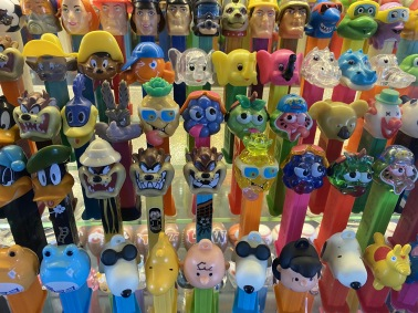 The Pez collection of David R. Klein (1955-2010)
