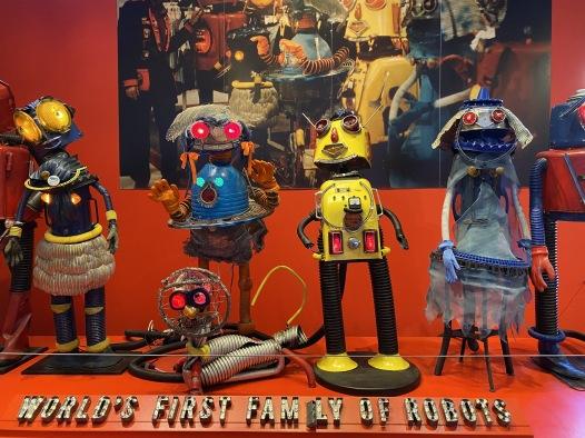 Devon Smith's World's First Robot Family
