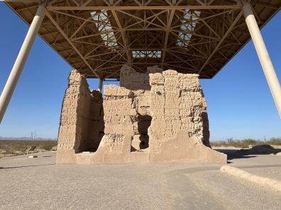 Casa Grande Ruins National Monument, AZ