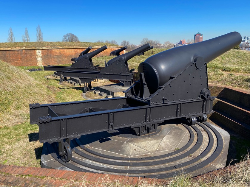 """Fort McHenry, where the """"Star Spangled Banner"""" was born"""