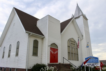 Swedish Heritage Center in Oakland, NE