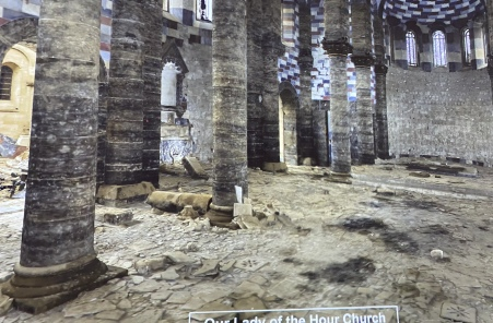Age Old Cities: A Virtual Journey from Palmyra to Mosul at the Sackler Gallery