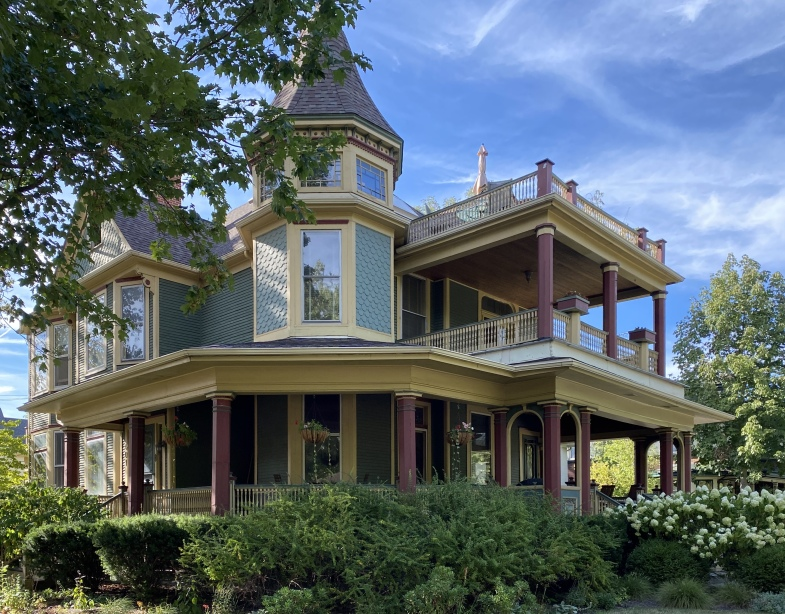 Ernest Hemingway Birthplace Home