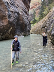 me in the Narrows