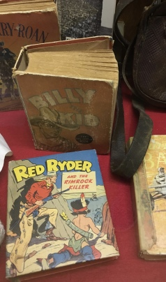 Red Ryder and the Rimrock Killer
