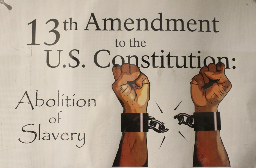The 13th Amendment