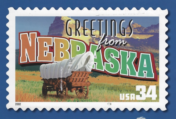postcard from Nebraska