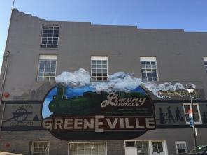 Greeneville mural