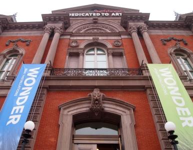 Renwick Gallery, D.C.