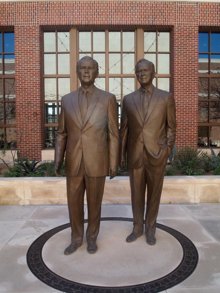 George W. Bush Museum in Dallas, TX