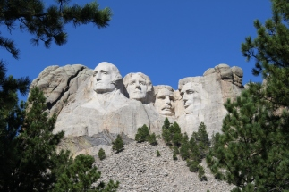 Mount Rushmore, Rapid City, South Dakota