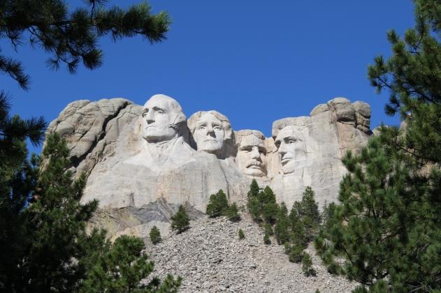 Mount Rushmore, Rapid City, South Dakota