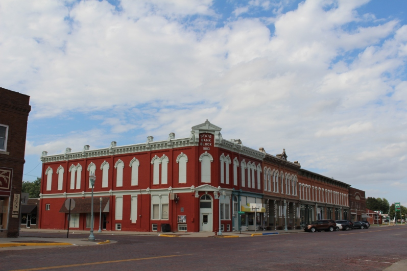 Red Cloud, Nebraska