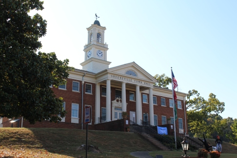 Greeneville Town Hall
