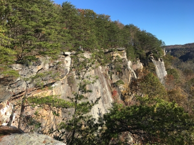 Endless Wall, West Virginia