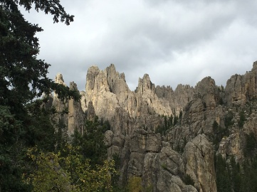 The Needles Highway, Custer State Park, South Dakota