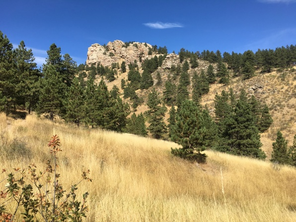 Arthur's Rock Trail at Lory State Park, CO