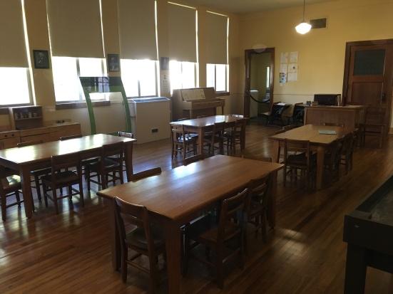Classroom in Monroe Elementary School