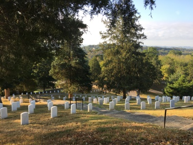 Andrew Johnson National Cemetery