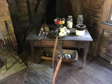 inside the birthplace home