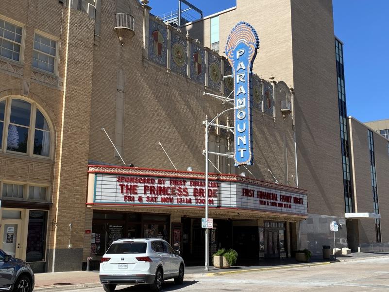 Paramount Theatre, Abilene, TX