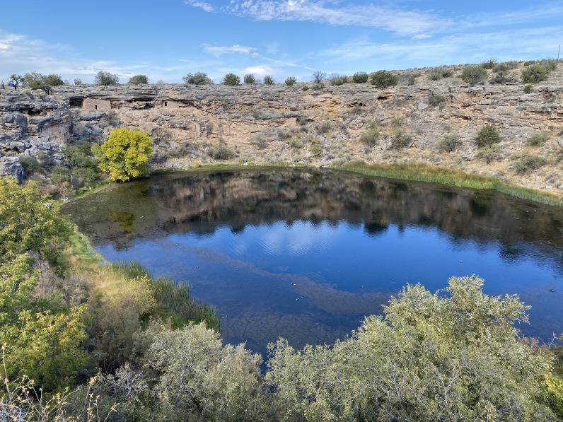 Montezuma Well, AZ