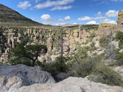 Chiricahua National Monument, AZ