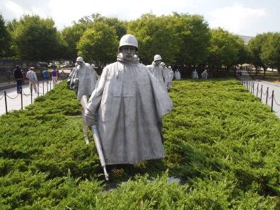 Korean War Memorial, D.C.