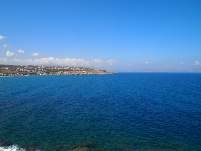 view from Rethymno Fortress