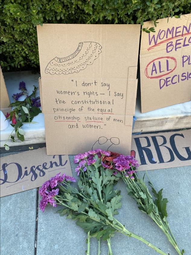 RIP Ruth Bader Ginsburg