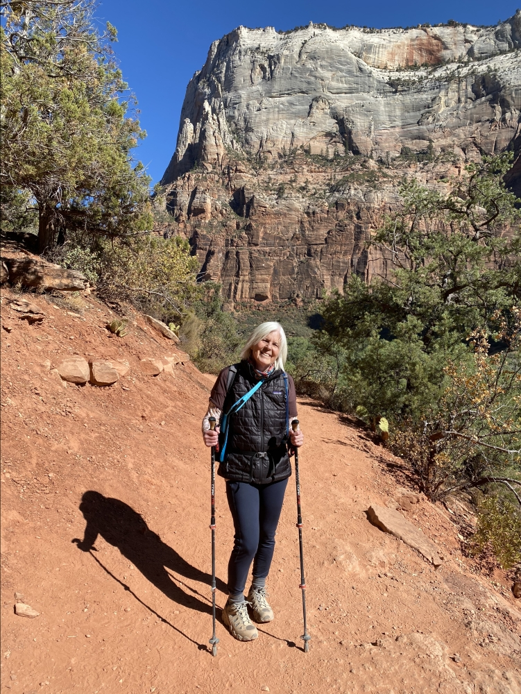 me at Zion National Park